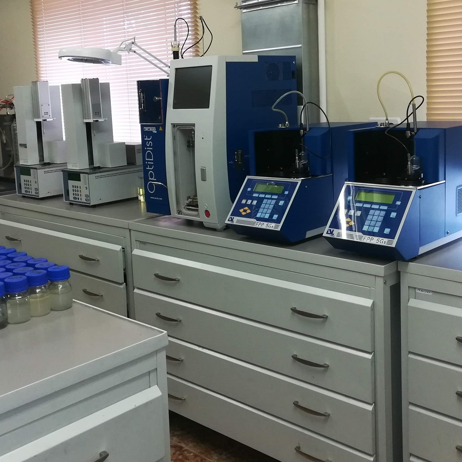 Inside Multisol's Laboratories